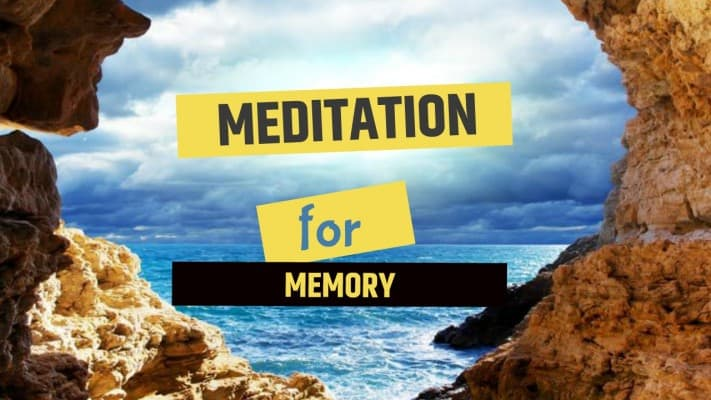 meditation for your memory